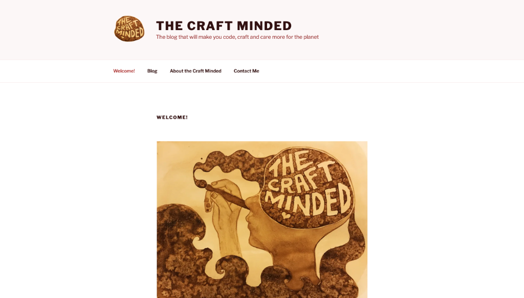 The Craft Minded Blog